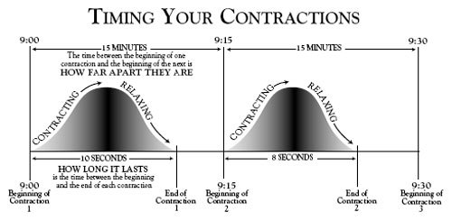 timing-contractions