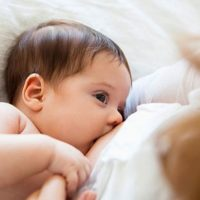 establishing breastfeeding
